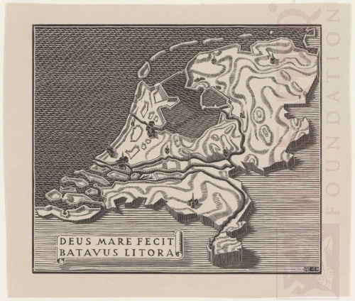 XIIme Congres Postal Universel: illustration. April 1947, Lithograph.