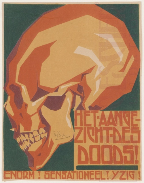 Poster, 1920 of 1921, Lithografie